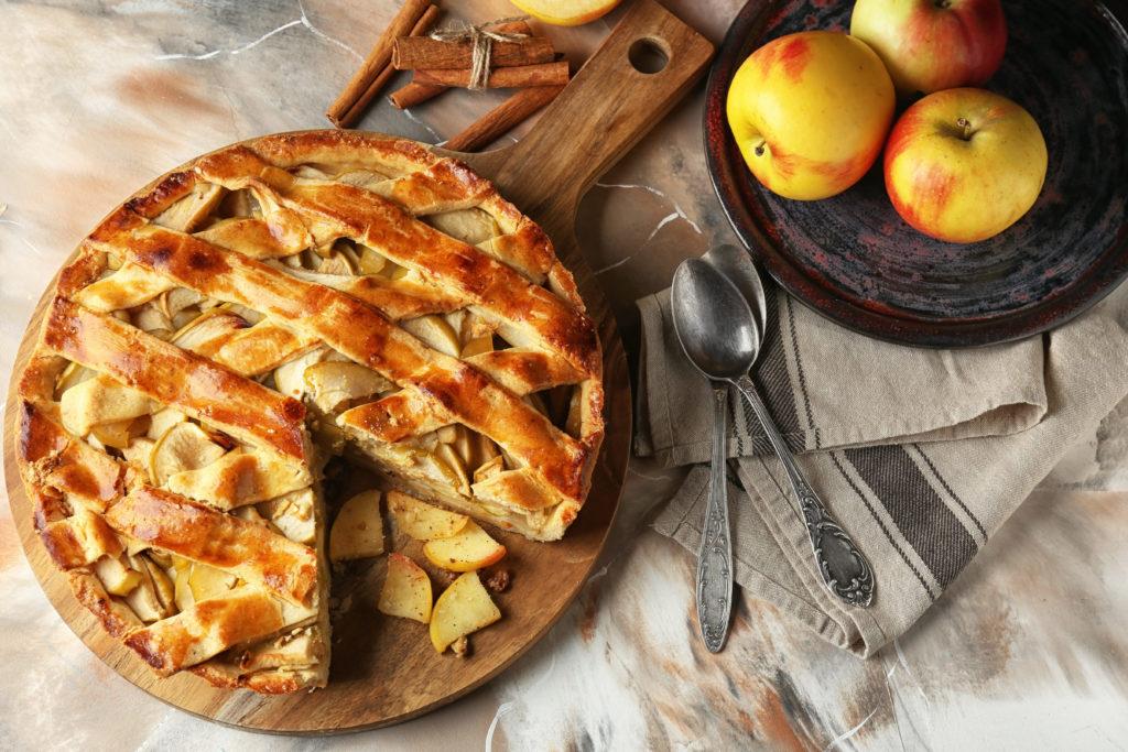 Apple Pie Recipe - Main