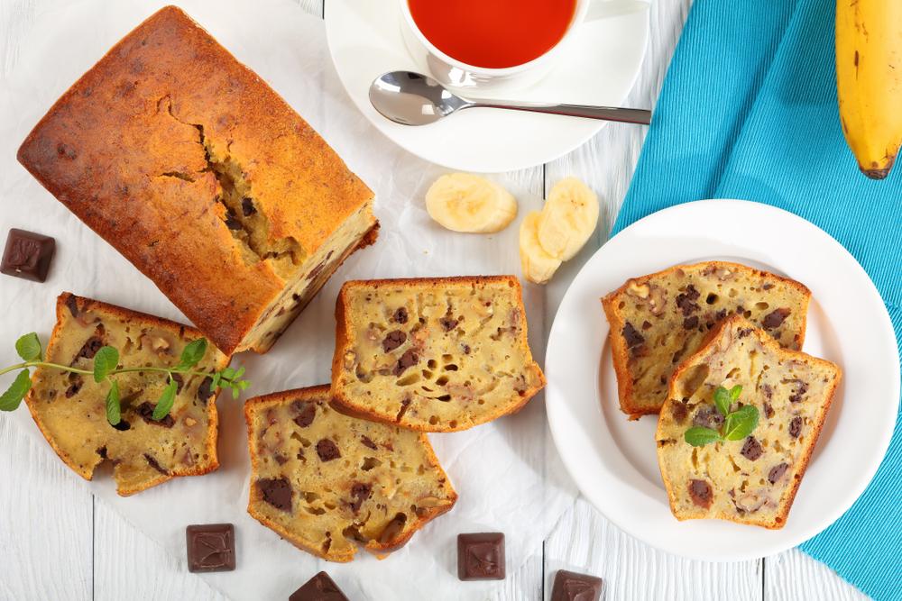 Banana Bread Recipe - Main