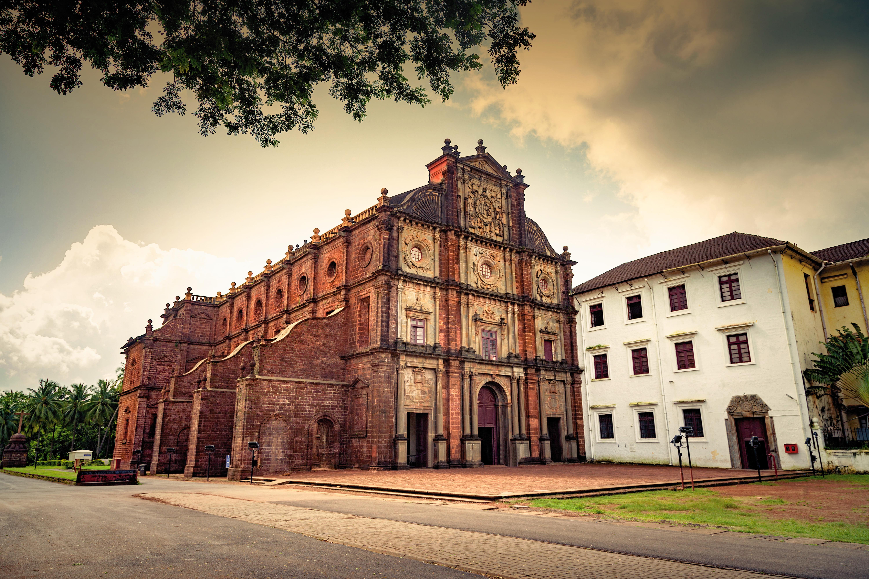 Bom Jesus Basilica Church