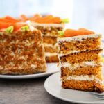 Moist, East, Simple and Healthy Homemade Carrot Cake Recipe