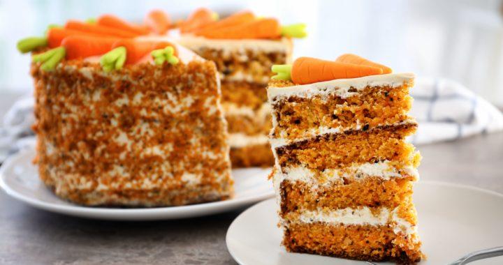 Carror Cake Recipe - Main