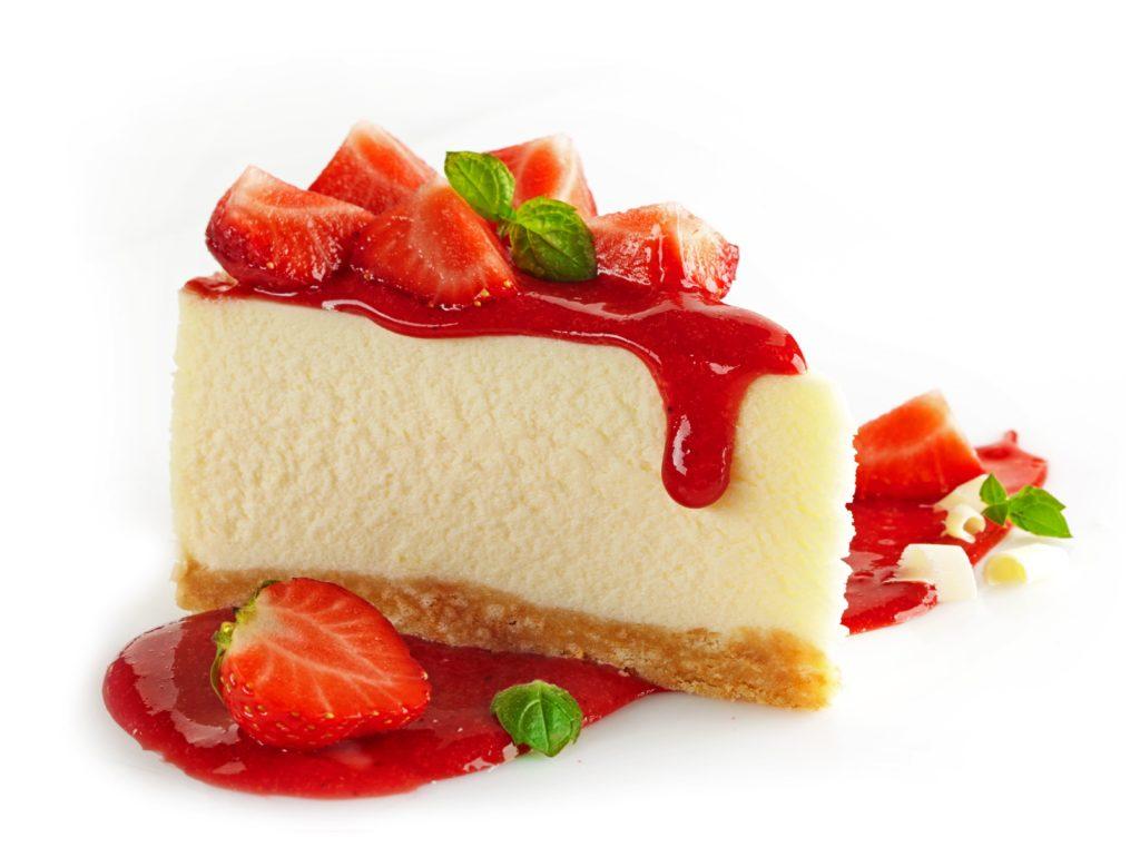 Cheese Cake Recipe - Main