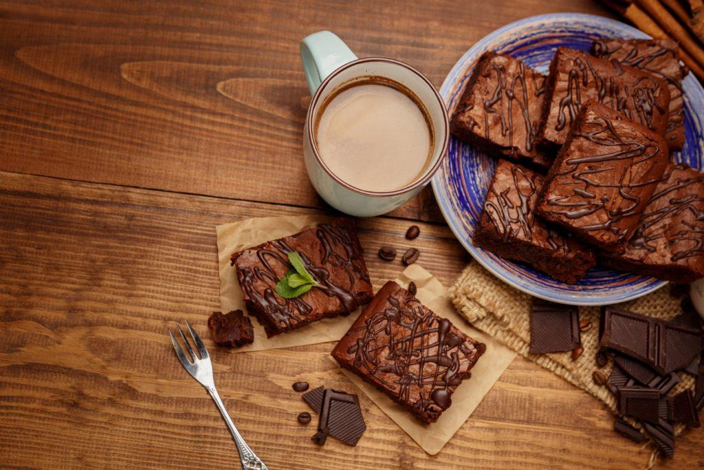 Chocolate Brownie Recipe - Main