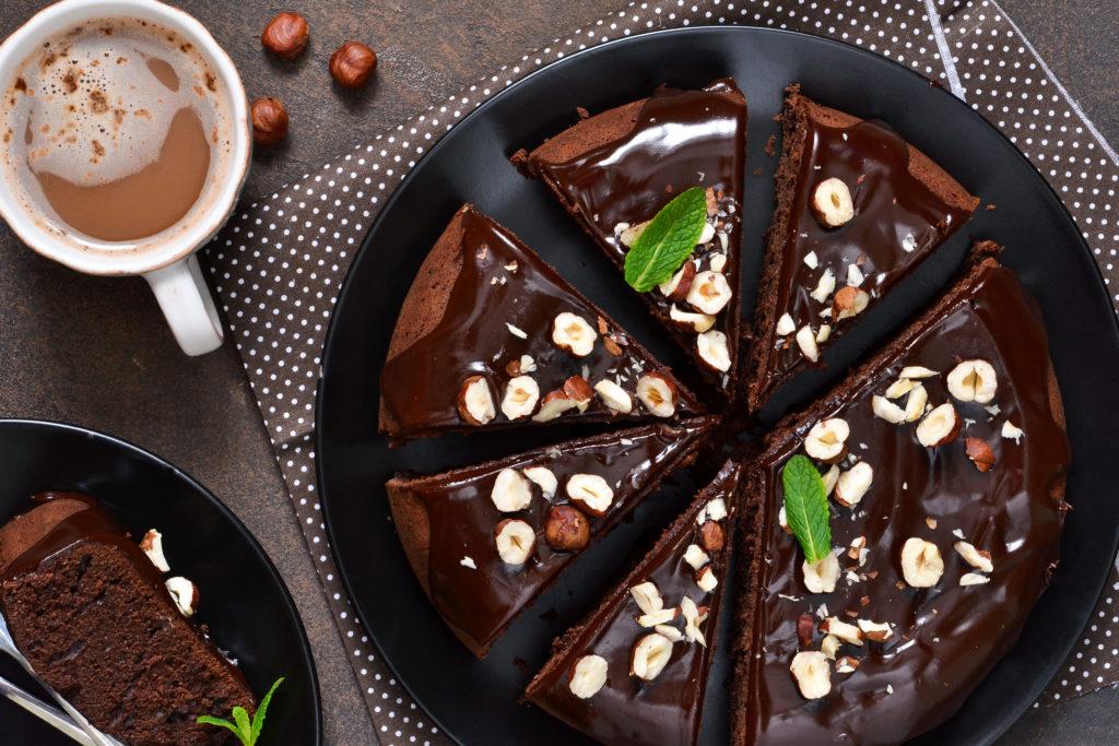 Chocolate Cake Recipe - Main