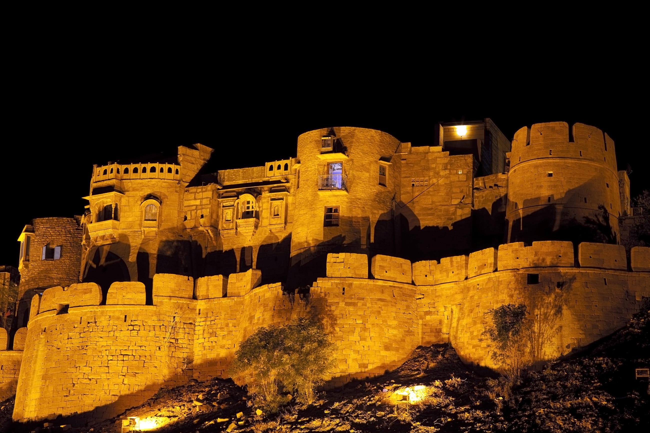 Jaisalmer the golden city of the desert
