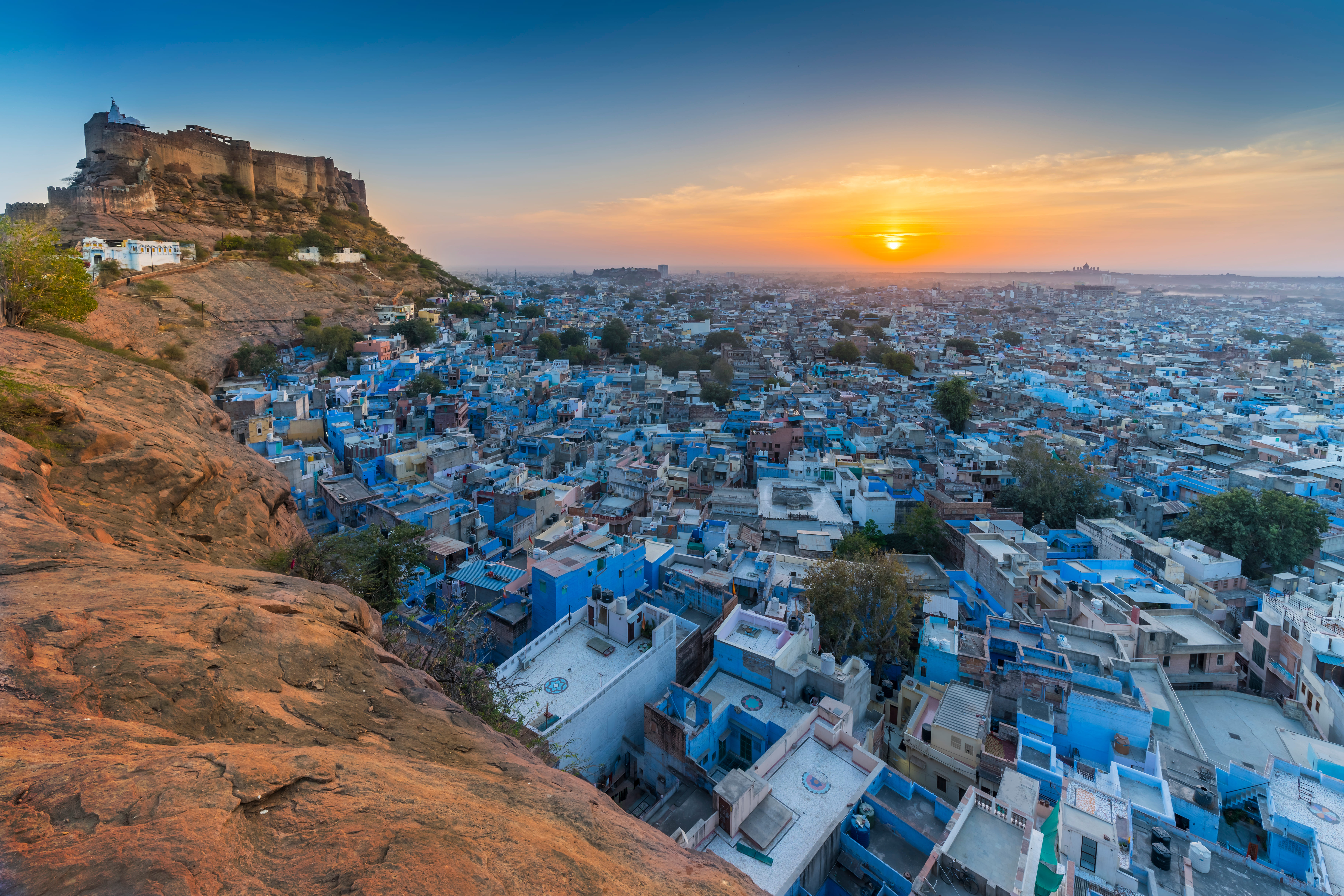 Jodhpur 'The Blue City'
