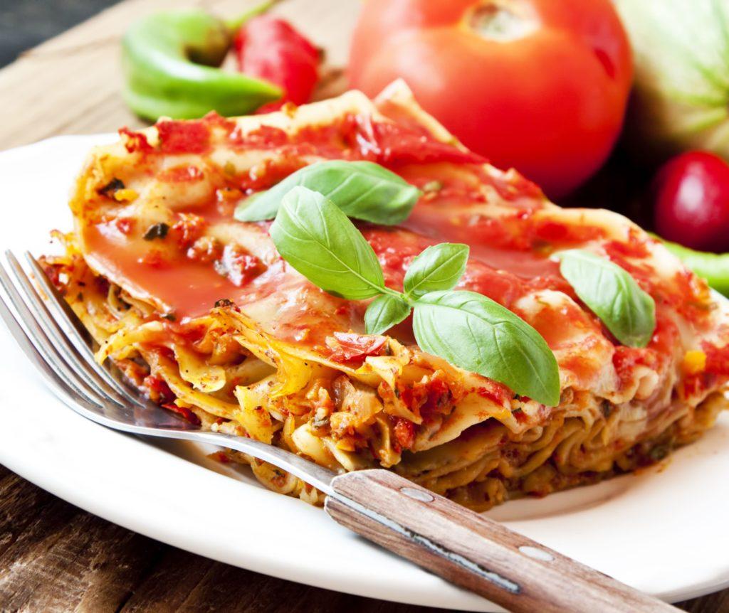 Lasagna Recipe - Main