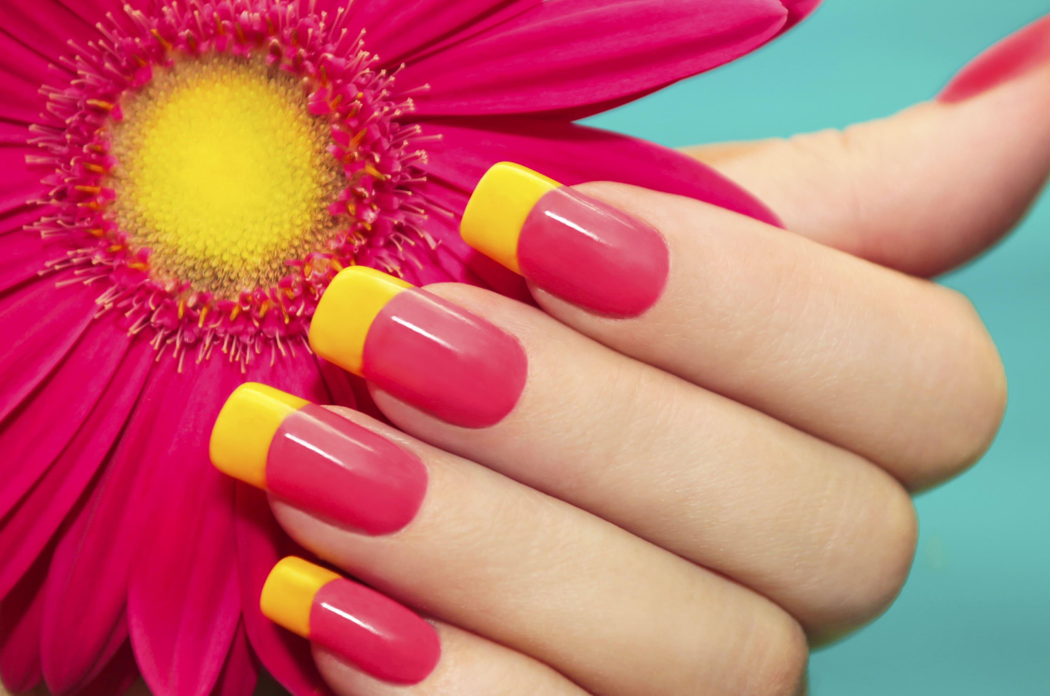 Nail Arts Designs - 1