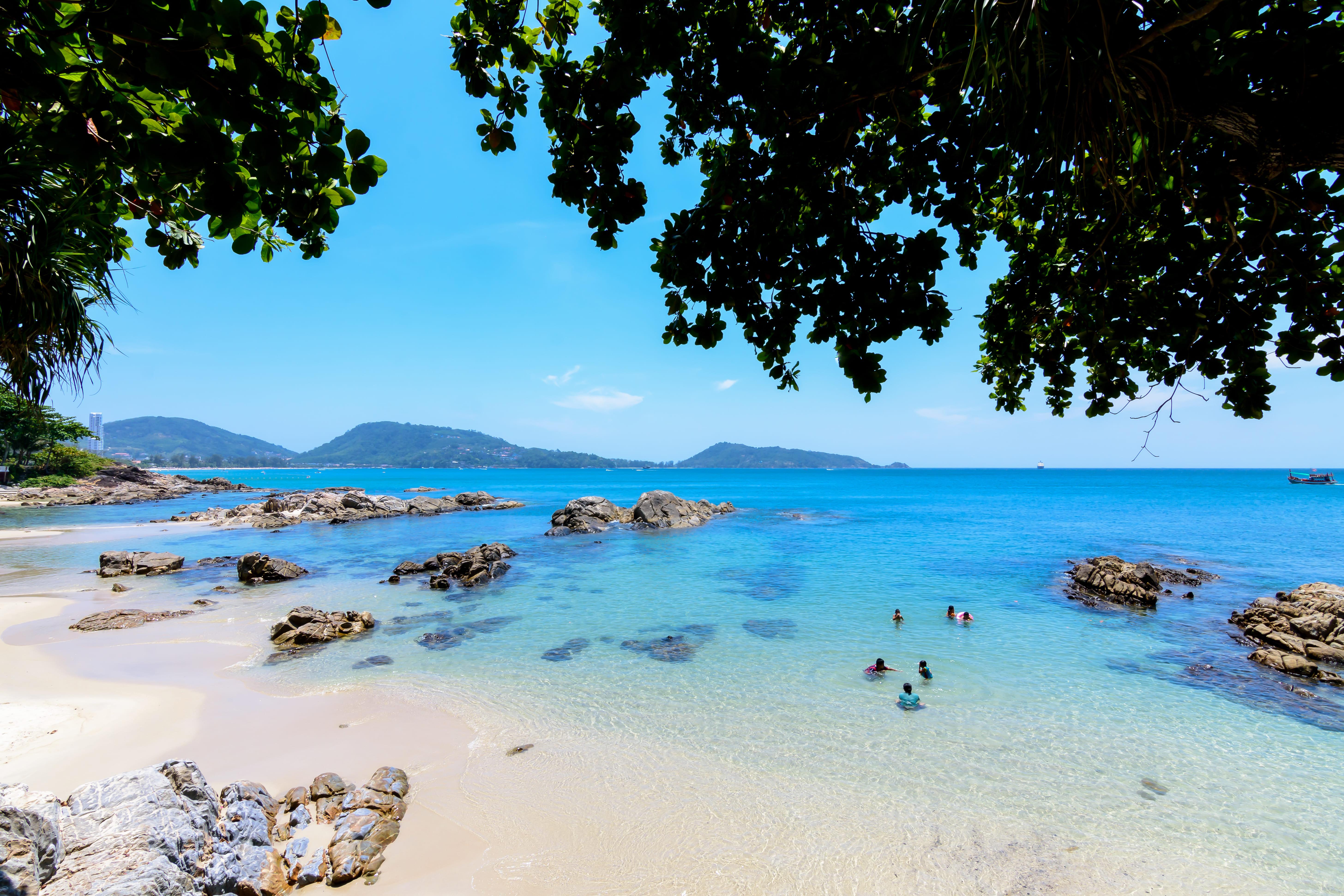 Pa-tong Beach