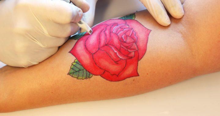 Rose Tattoo Designs - 6