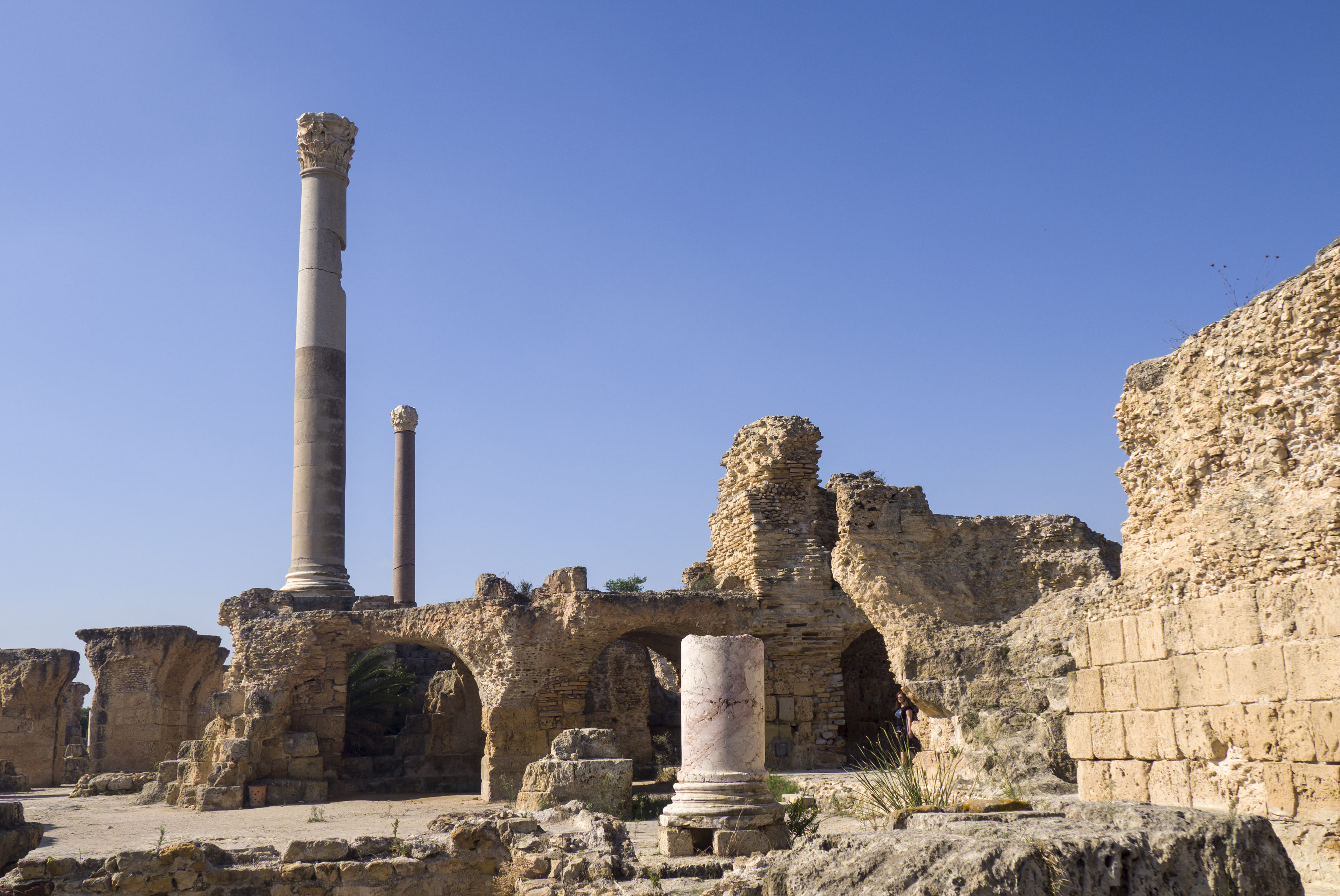Ruins of the Historic City of Carthage