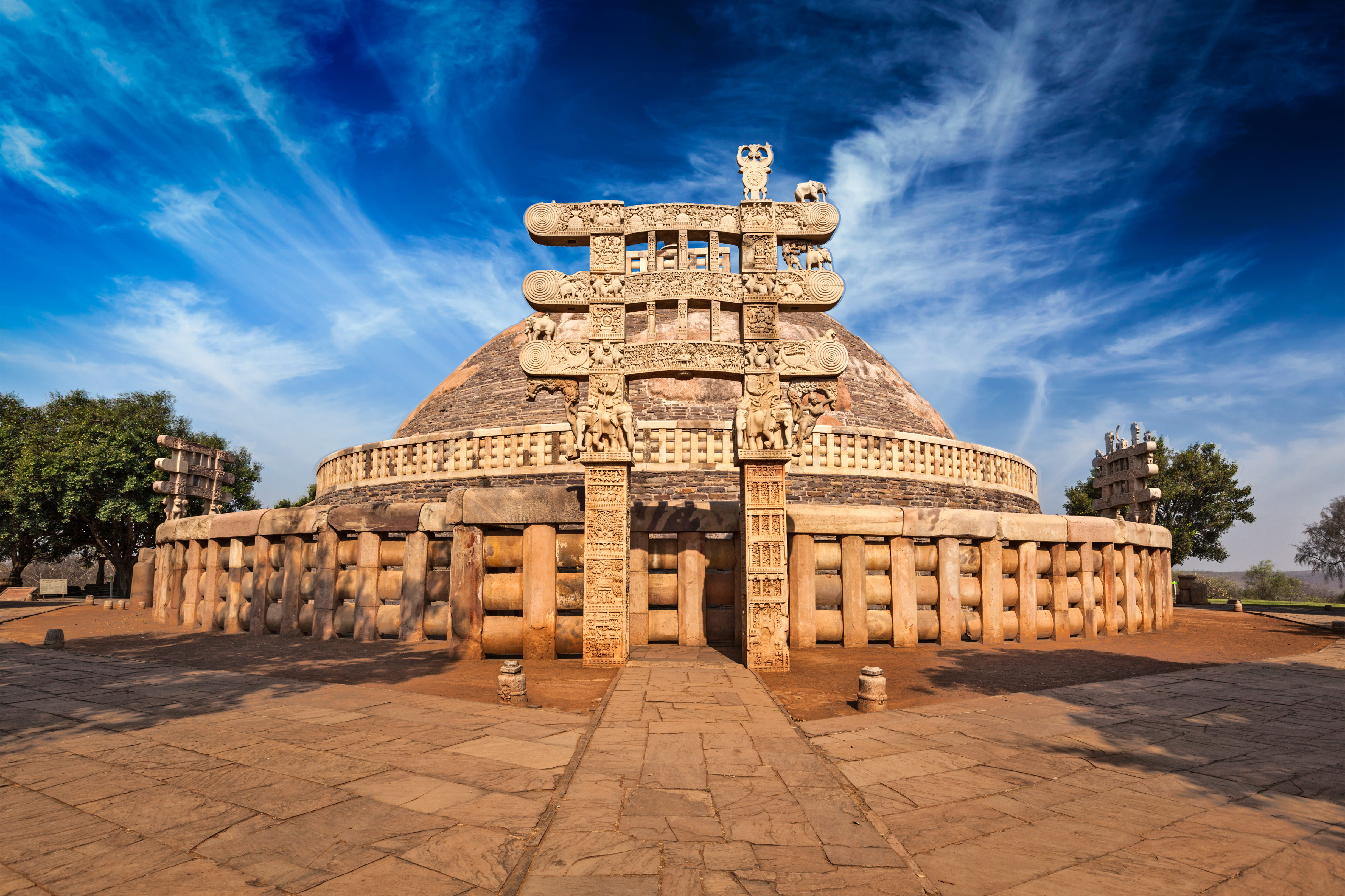 Sanshi Stupa