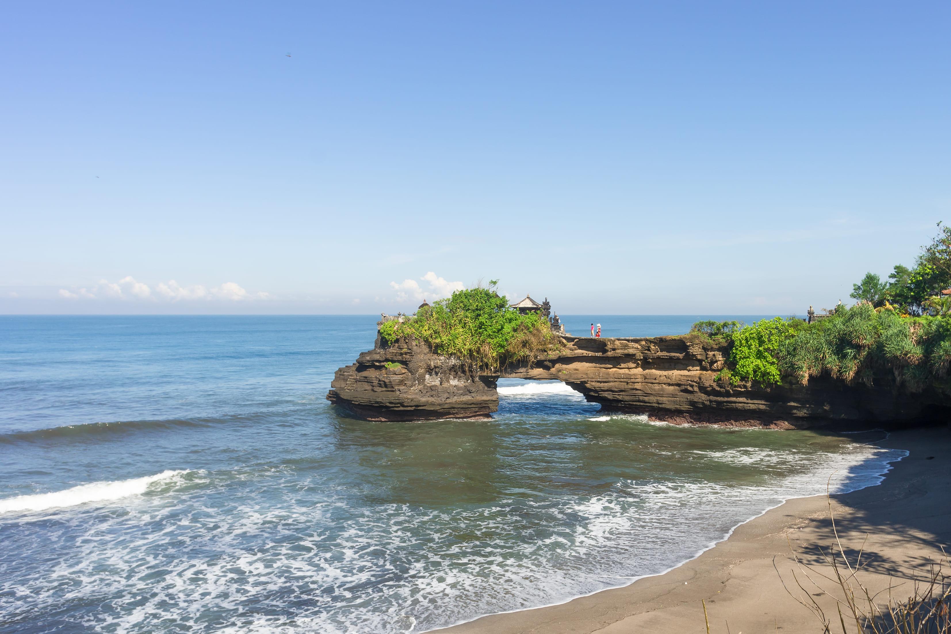 Segara Batu Bolong Beach