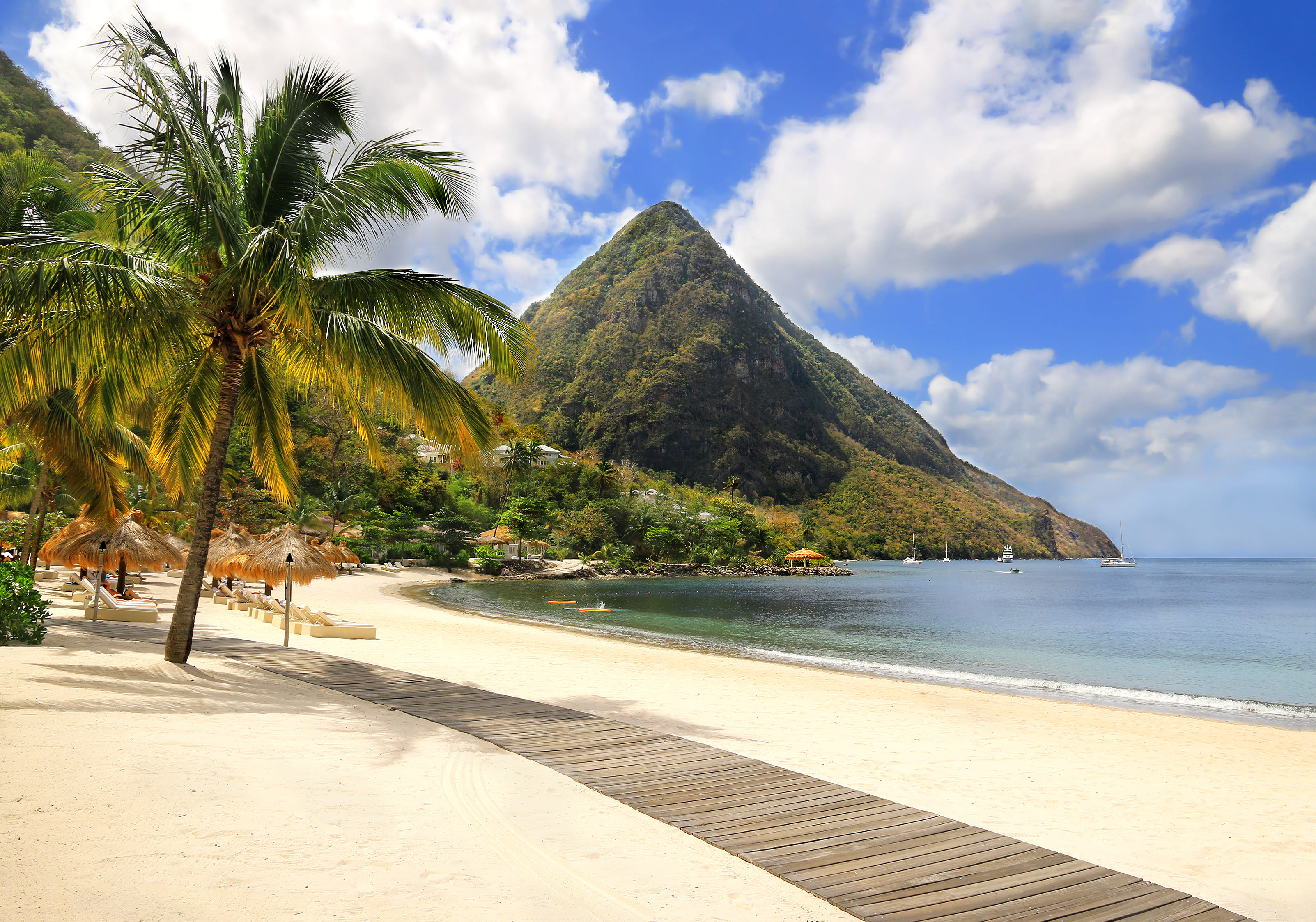 St. Lucia - 1