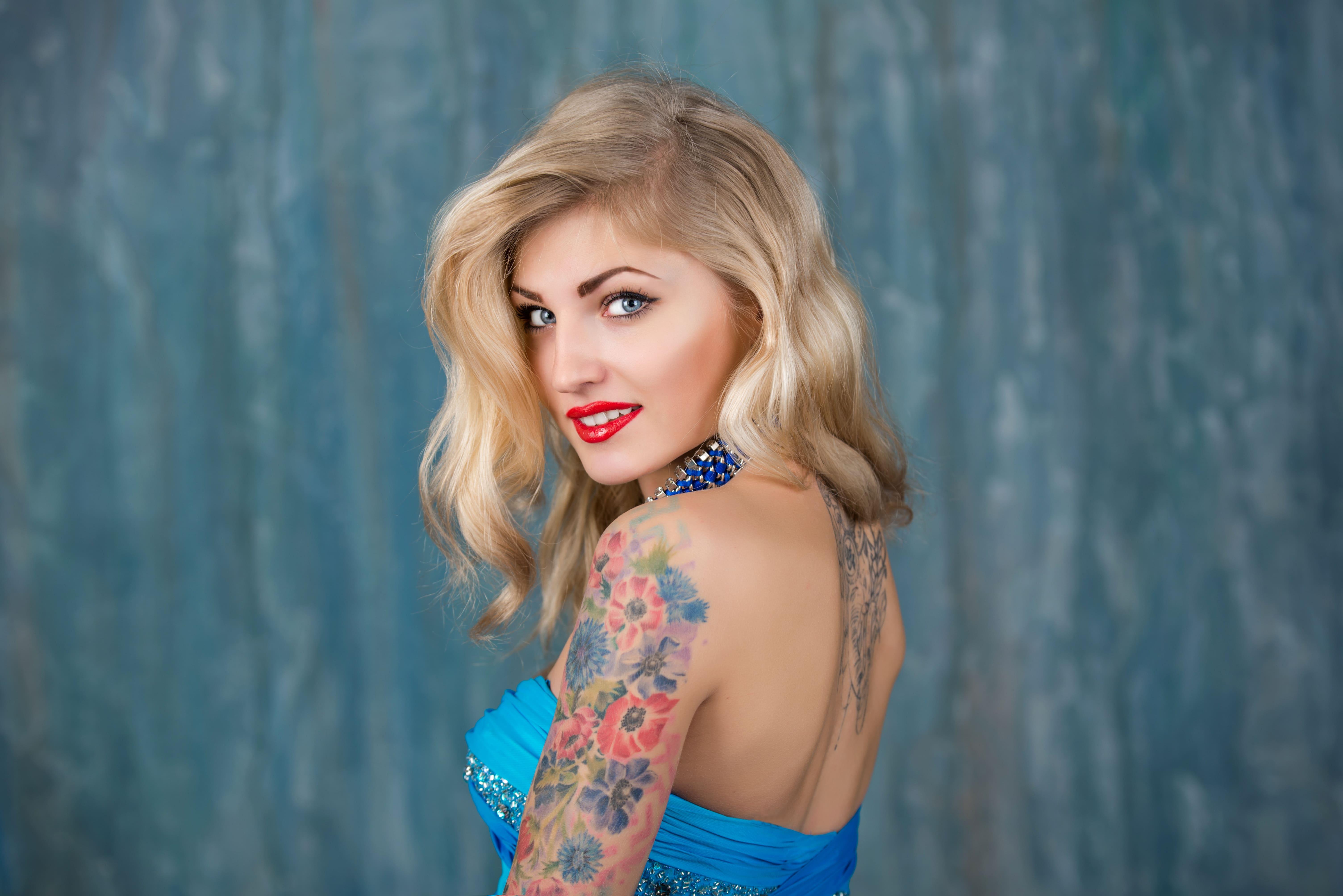 Tattoo Design Ideas for Girls - 17