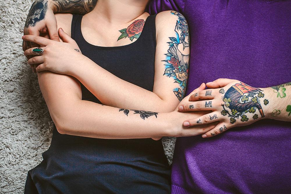 Top 10 Couple Tattoo Designs