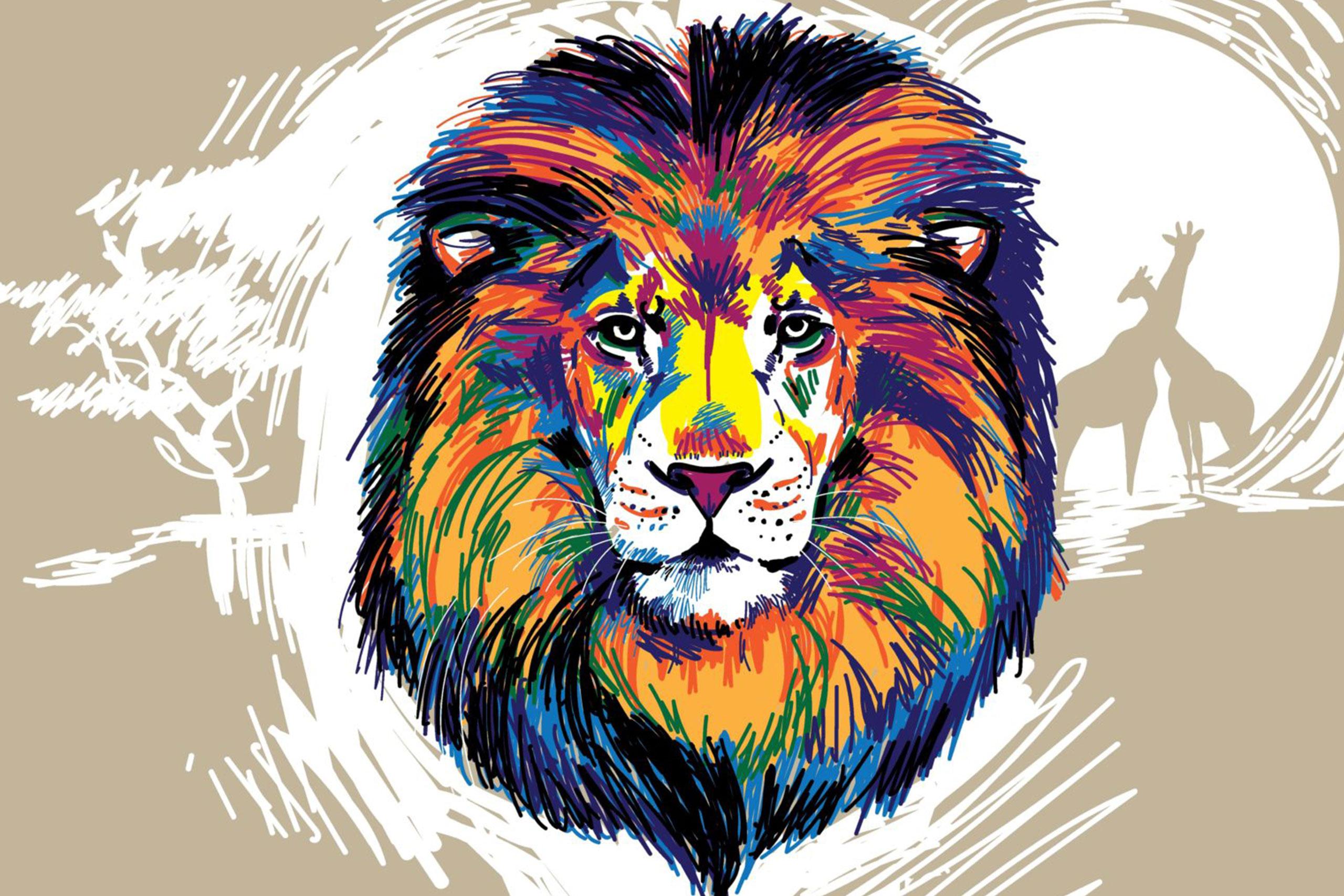 Top 10 Lion Tattoo<br/></noscript><img class=