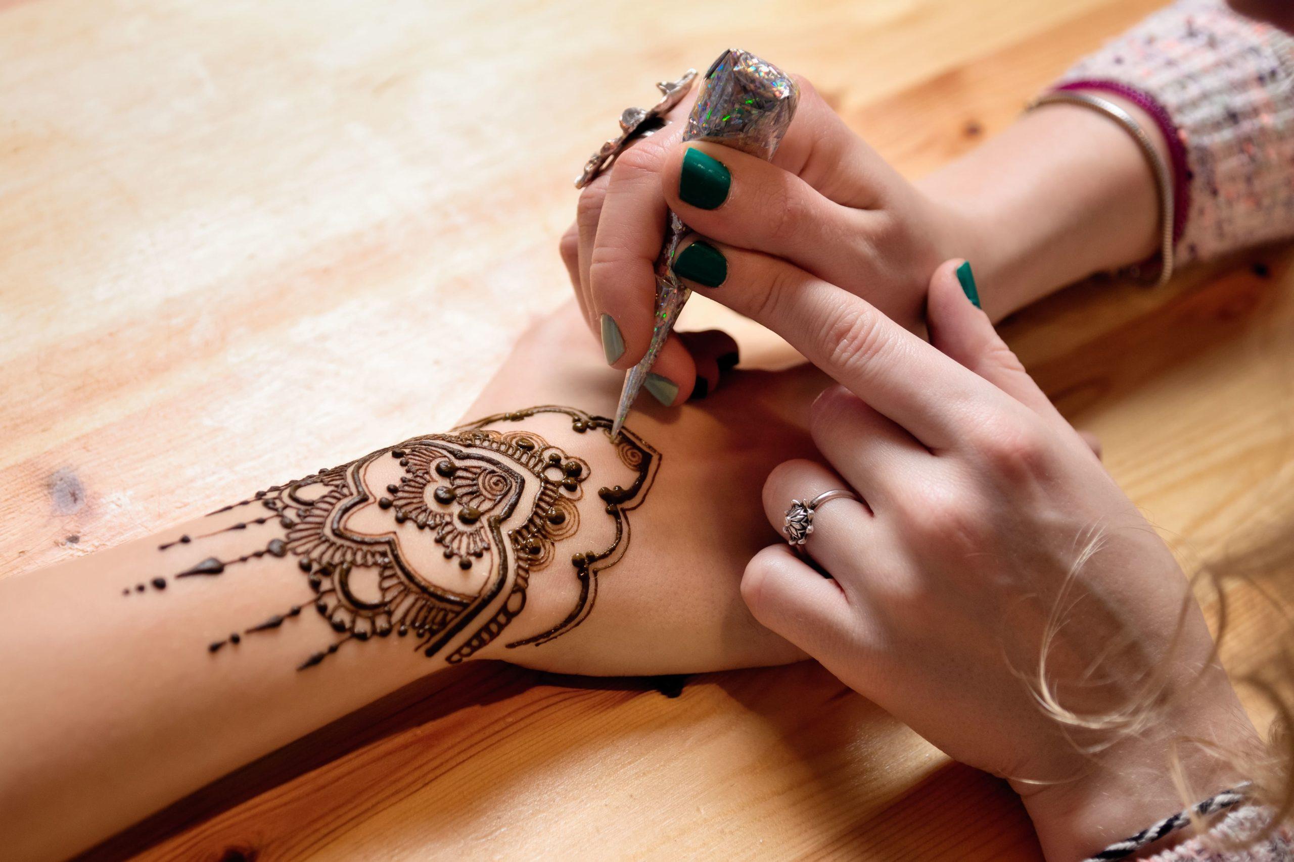 Top 100 Beautiful Mehendi Designs
