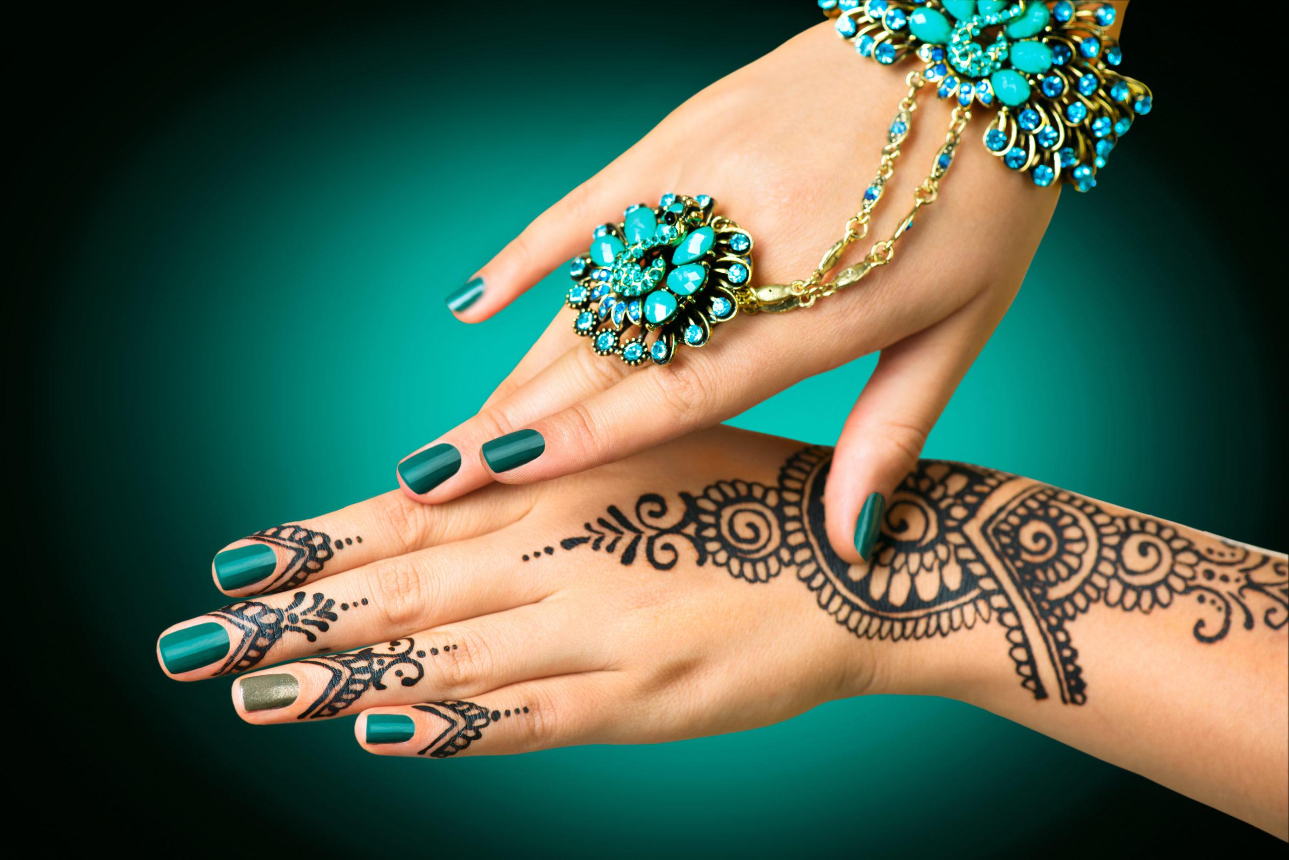 Mehendi Designs Images - 8